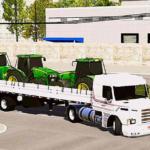 Scania 113H – Skin Template