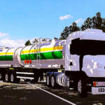 Scania 124G - Skin Template