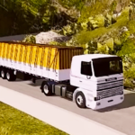 Scania 113 Frontal - Skin Template