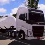 Skin Volvo FH16 - Skin Template
