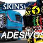 Adesivos - PACK 01