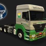 Skin Mercedes Axor Petrobras – WTDS