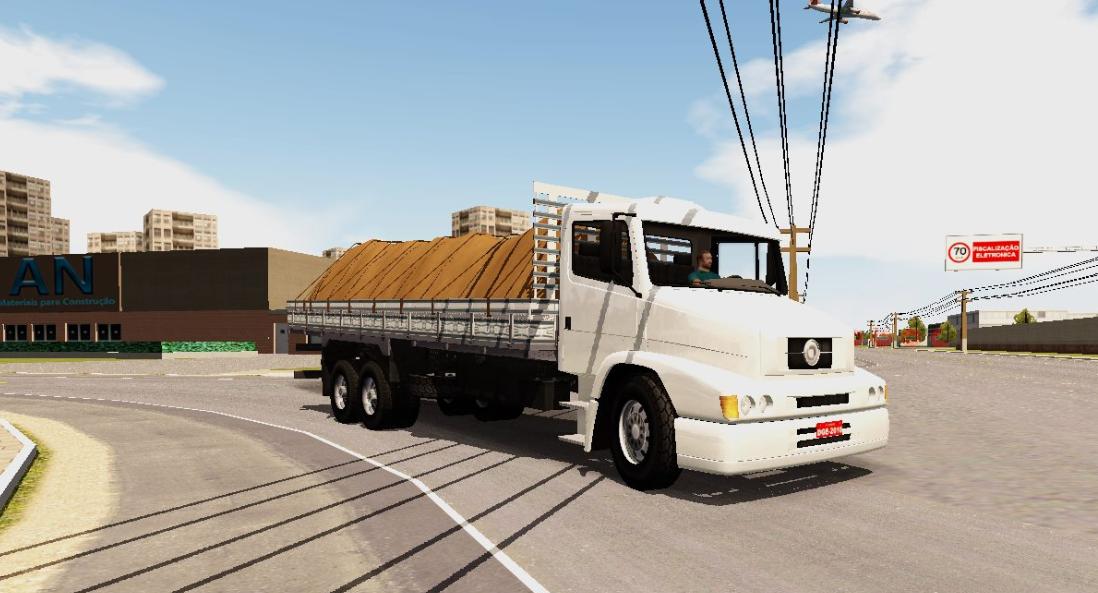 Resultado de imagem para Mercedes-Benz 1620 - World Truck Driving Simulator