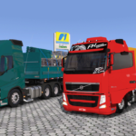 Todas as Carretas do World Truck Driving Simulator - Skins Templates
