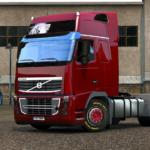 Volvo FH 2009 - Skin Template