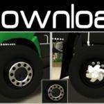 Rodas dos Caminhões WTDS