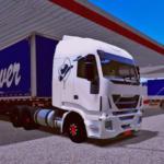 Skin Iveco hi way world truck driving Simulator