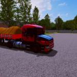 Conjunto Scania 114G + Carga Vanderleia 2 Eixos Qualificado