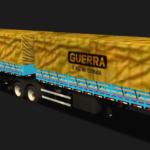 Bitrem Granel Azul Personalizado (GUERRA)