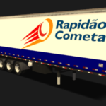 BAÚ 3EIXOS RAPIDÃO COMETA