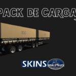 MEGA PACK DE CARGAS/CARRETAS WTDS