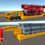 Atualização World Truck Simulator: Imagens das novas cargas e muito mais! (INFORMAÇÕES)