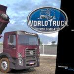 Vejam a V3 do Mapa Completo do World Truck Driving Simulator
