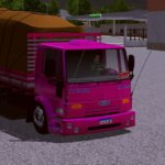 Skin Ford Cargo - ROXO QUALIFICADO