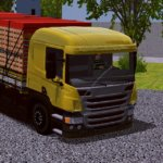Skin Scania P310 Qualificada (Exclusiva)