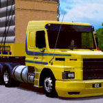 SCANIA 113H COM CARRETA 2 EIXOS (CONJUNTO EXCLUSIVO)