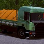 Scania P310 Verde Qualificada (EXCLUSIVA)