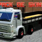 Pack de Skins para o VW TITAN V1