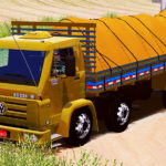 SKIN VW TITAN DOURADO QUALIFICADO (EXCLUSIVO)