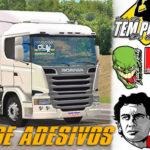 PACK DE ADESIVOS PARA O WTDS V5