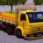 Skin VW TITAN Amarelo Qualificado (Exclusivo)