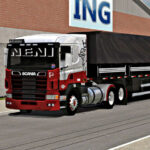 Skins Scania R Bode do Neni 'EXCLUSIVA'