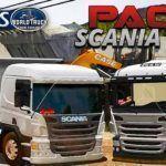 PACK DE SKINS PARA SCANIA P310 - WTDS