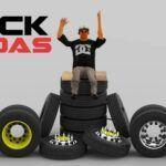 Pack de Rodas Personalizadas para WTDS - V4