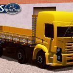 Skin VW BOB Amarelo Fosco - Exclusivo e QUALIFICADO