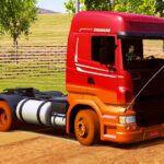 Skin Scania R Streamline Suja