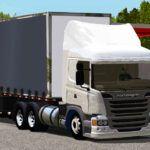 Skins Scania P310 e Baú Sider (CONJUNTO)