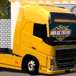 Skin Volvo FH Amarelo – Exclusivo e QUALIFICADO