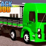 Skin VW BOB - Verde Limão (PACK BOB)