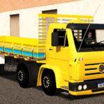 Skin VW TITAN Amarelo (Qualificado)
