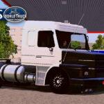 Skin Scania 113H Cara Preta com Rodas Pretas – Exclusivo e Qualificado